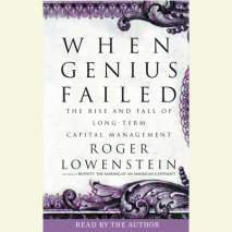 When Genius Failed Cover