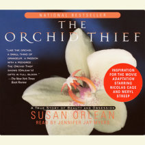 The Orchid Thief Cover