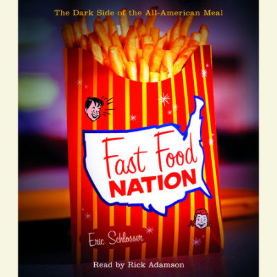 Fast Food Nation cover