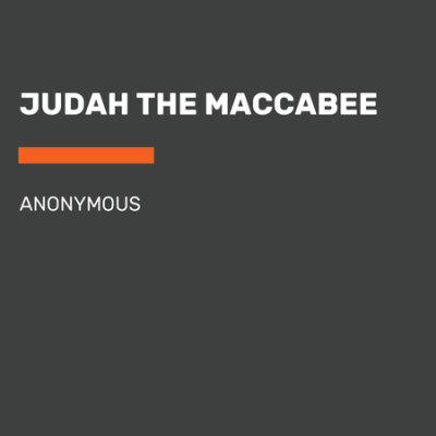 Judah the Maccabee cover