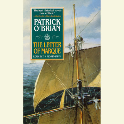 The Letter of Marque cover