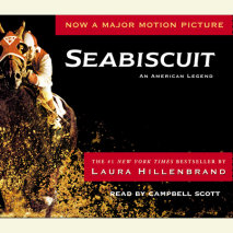 Seabiscuit Cover