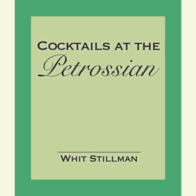 Cocktails at the Petrossian cover