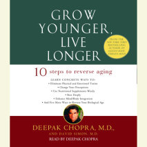 Grow Younger, Live Longer Cover