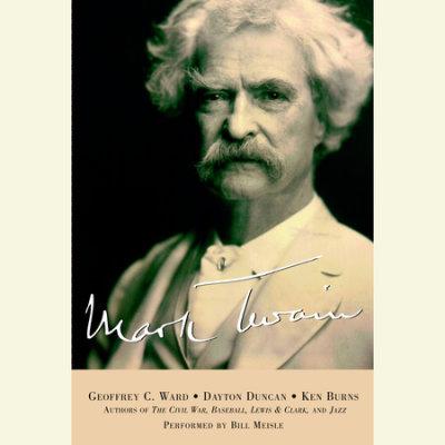 Mark Twain cover