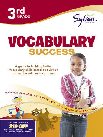 Third Grade Vocabulary Success (Sylvan Workbooks)