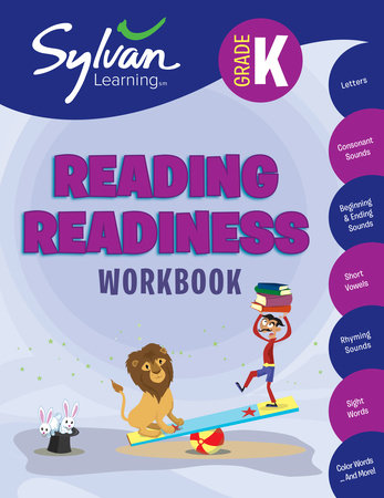 Kindergarten Reading Readiness by Sylvan Learning