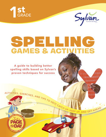1st Grade Spelling Games & Activities by Sylvan Learning