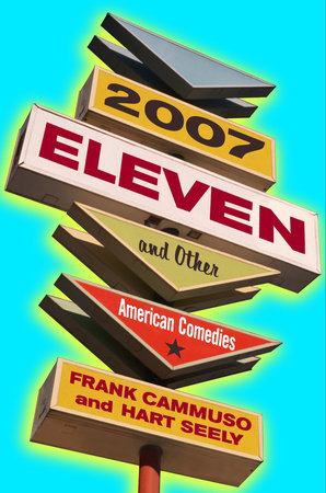 2007-Eleven by Frank Cammuso and Hart Seely
