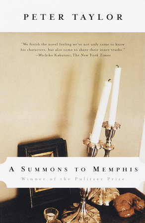 A Summons to Memphis Book Cover Picture