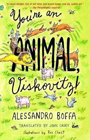 You're an Animal, Viskovitz by Alessandro Boffa