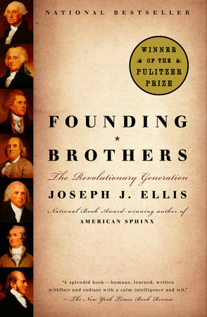 Founding Brothers Book Cover Picture