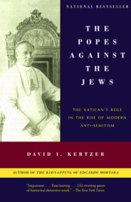 The Popes Against the Jews