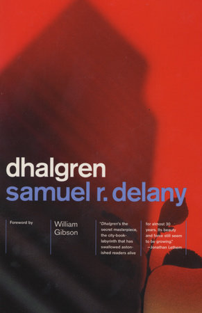 The cover of the book Dhalgren