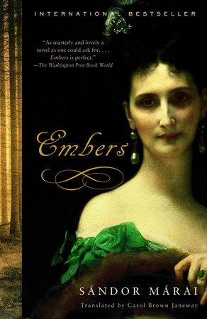 Embers by Sandor Marai