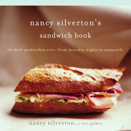 Nancy Silverton's Sandwich Book Book Cover Picture