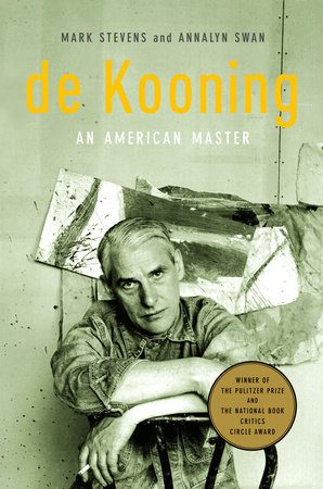 de Kooning Book Cover Picture