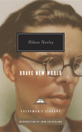 The cover of the book Brave New World
