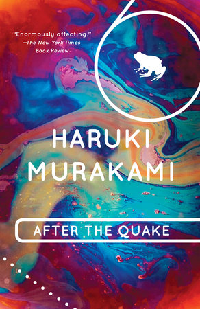 After the Quake Book Cover Picture