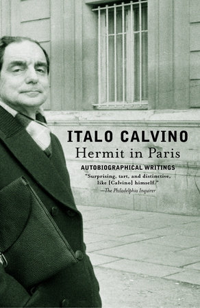Hermit in Paris by Italo Calvino