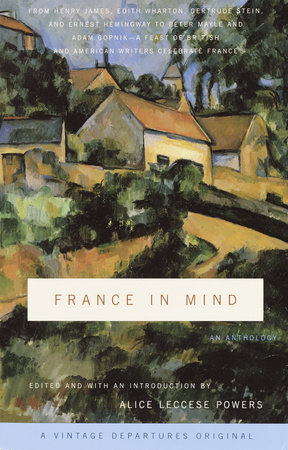 France in Mind: An Anthology by