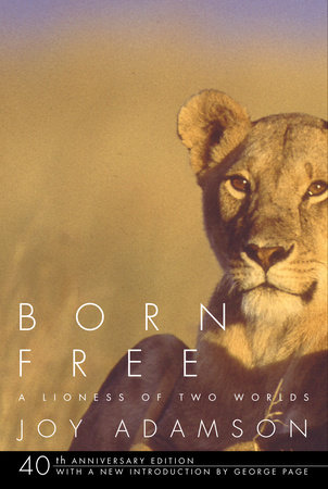 Born Free by Joy Adamson