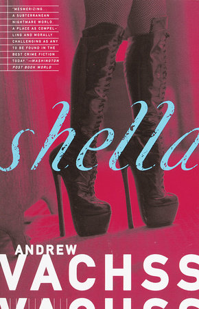 Shella by Andrew Vachss