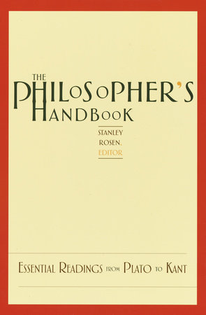 The Philosopher's Handbook by