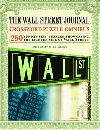 The Wall Street Journal Crossword Puzzle Omnibus by
