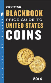 The Official Blackbook Price Guide to United States Coins 2014, 52nd Edition