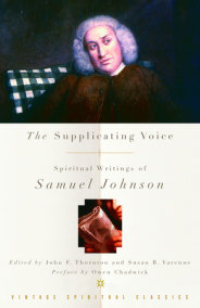 The Supplicating Voice