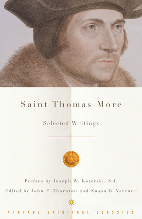 Saint Thomas More by Thomas More