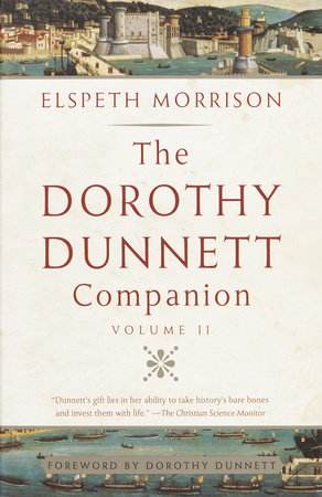 The Dorothy Dunnett Companion by Elspeth Morrison