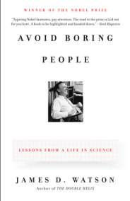 Avoid Boring People