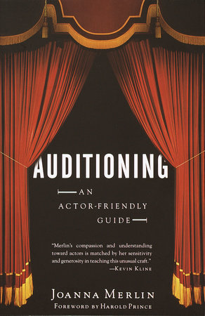 Auditioning by Joanna Merlin