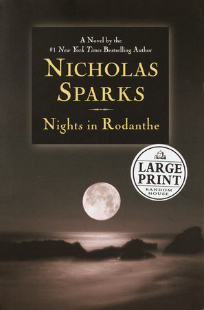 Nights in Rodanthe Book Cover Picture
