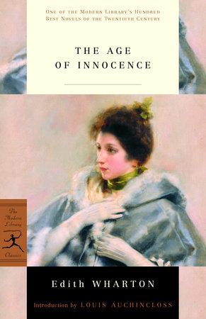 age of innocence setting