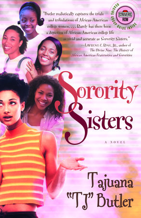 Sorority Sisters by Tajuana Butler