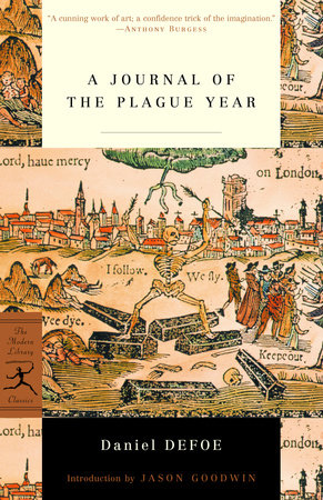 Image result for A Journal of the Plague Year By DANIEL DEFOE