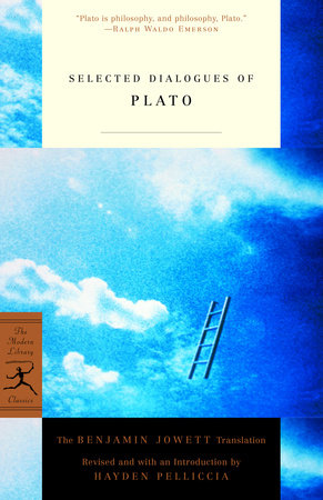 Selected Dialogues of Plato by Plato