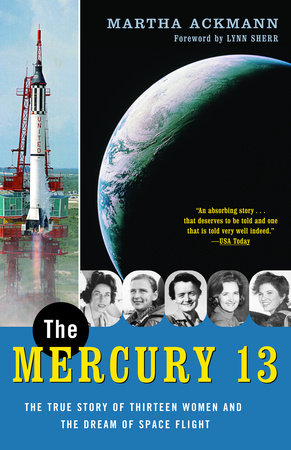 The Mercury 13 Book Cover Picture