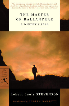 The Master of Ballantrae by Robert Louis Stevenson