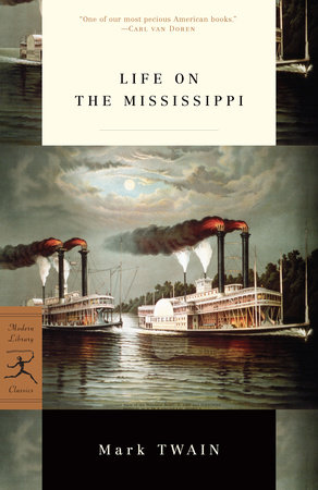 Life on a Mississippi Steamboat.
