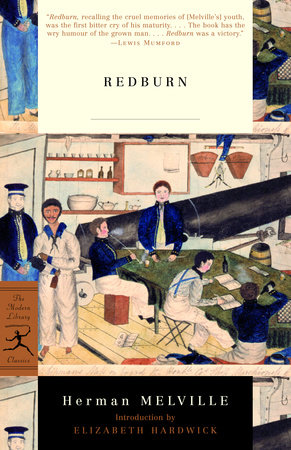 Redburn by Herman Melville