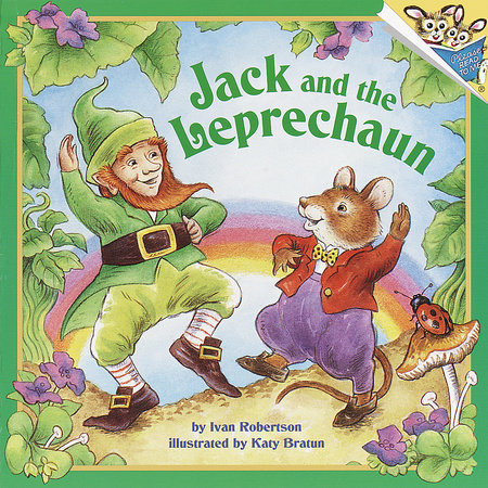 Jack and the Leprechaun by Ivan Robertson