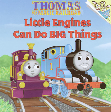 Little Engines Can Do Big Things (Thomas & Friends)
