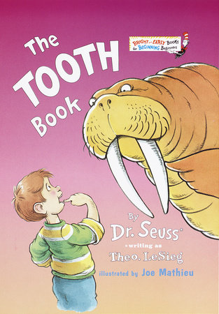 The Tooth Book by Dr. Seuss