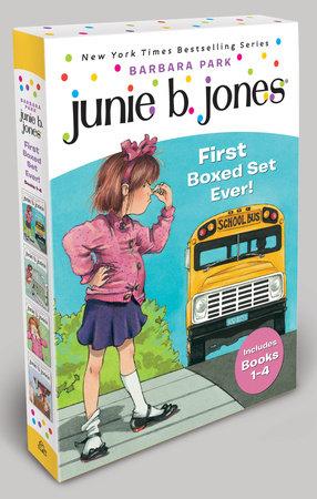 Junie B. Jones First Boxed Set Ever! by Barbara Park