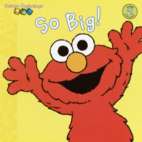 So Big! (Sesame Street)