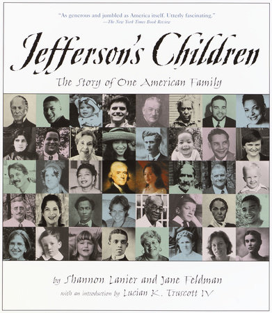 Jefferson's Children by Shannon LaNier and Jane Feldman